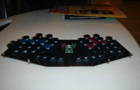 клавиатура «Ладошки»